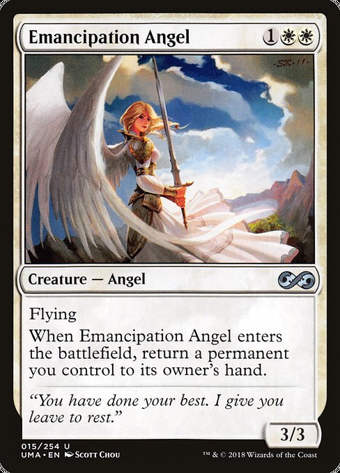 Emancipation Angel (UMA)