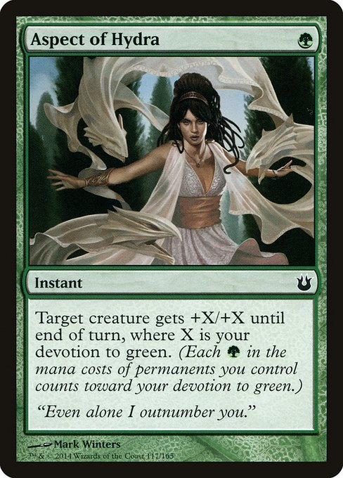 Aspect of Hydra (BNG)
