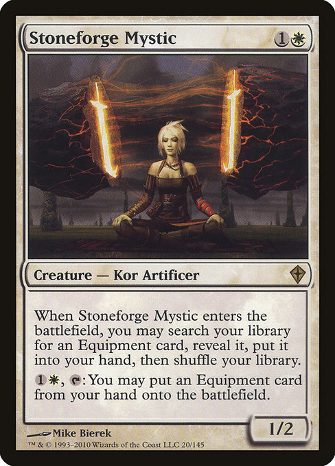 Stoneforge Mystic - Magic: the Gathering