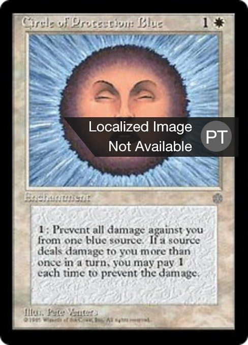 Circle of Protection: Blue (ICE)