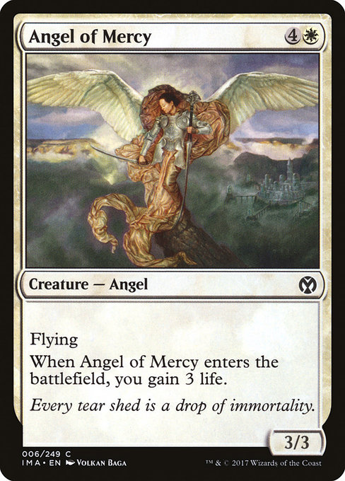 Angel of Mercy (IMA)