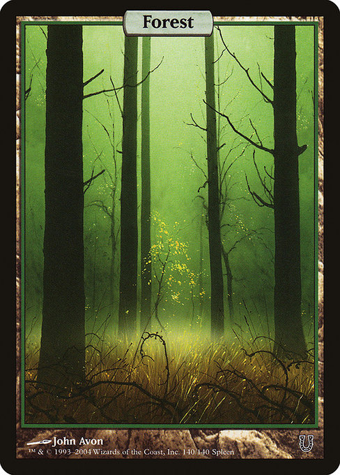 Forest - Unhinged