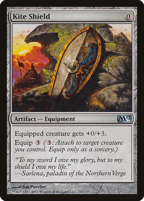 Kite Shield (M12)
