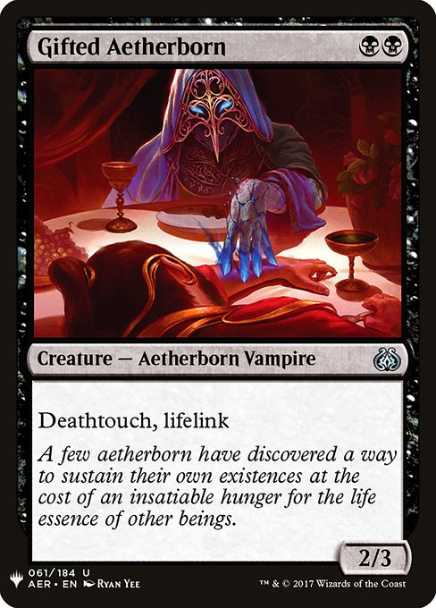 Gifted Aetherborn (MB1)