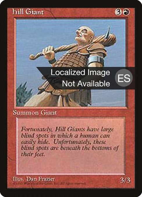 Hill Giant (4BB)
