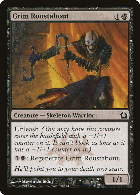 Grim Roustabout (RTR)