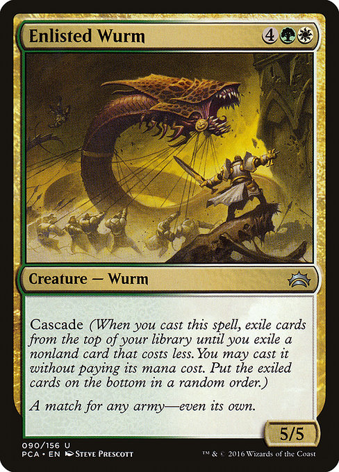 Enlisted Wurm (PCA)