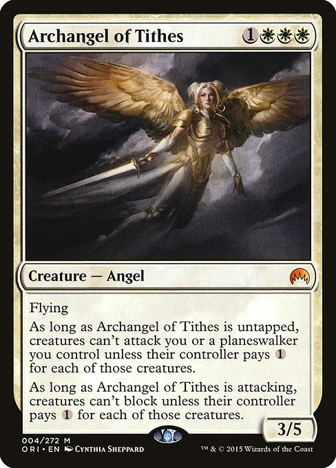 Archangel of Tithes (ORI)