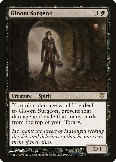 Gloom Surgeon (AVR)