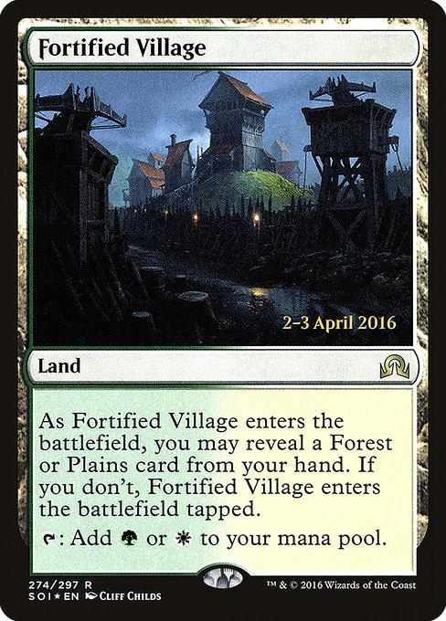 Fortified Village (PSOI)