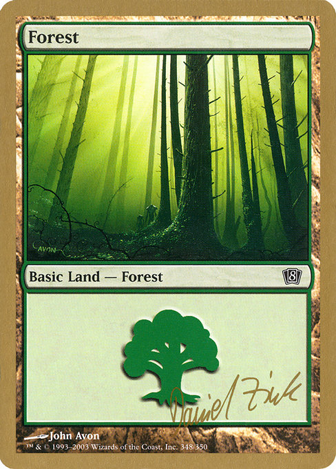 Forest (WC03)