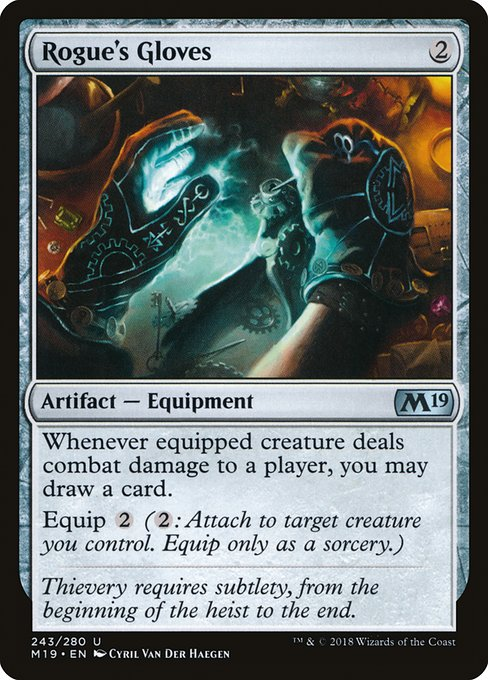 Rogue's Gloves (M19)