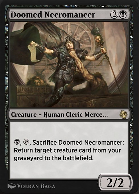 Doomed Necromancer (AJMP)