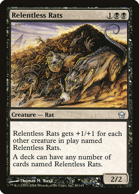 Relentless Rats (5DN)