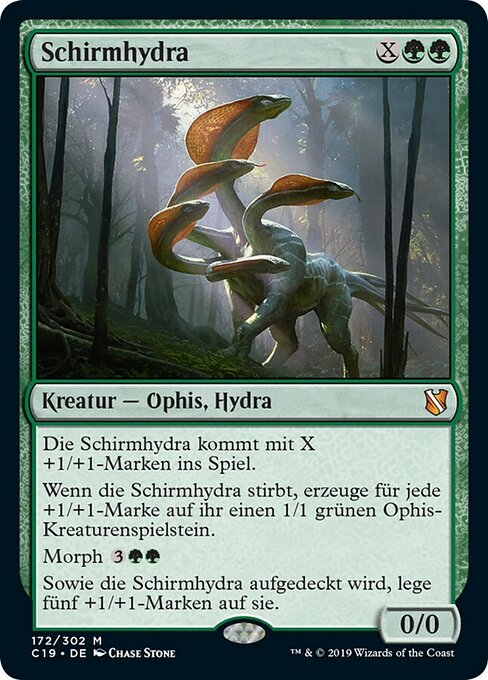 Hooded Hydra (C19)