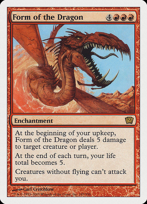 Form of the Dragon (9ED)
