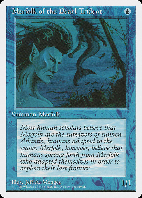 Merfolk of the Pearl Trident (ITP)