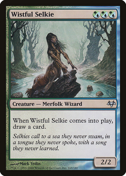 Wistful Selkie (EVE)