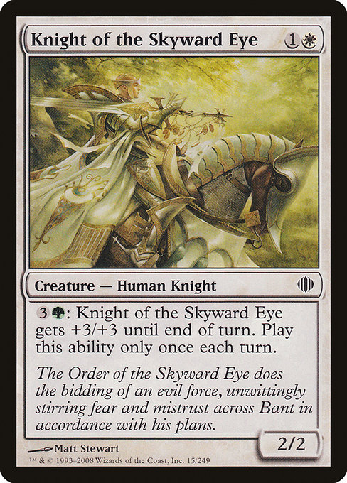 Knight of the Skyward Eye (ALA)