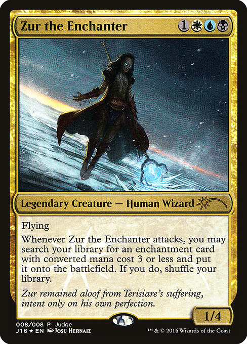 Zur the Enchanter (J16)