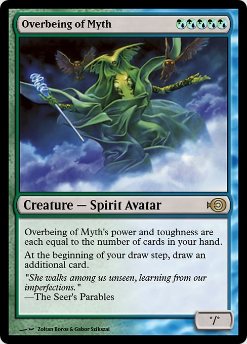 Overbeing of Myth (PRM)