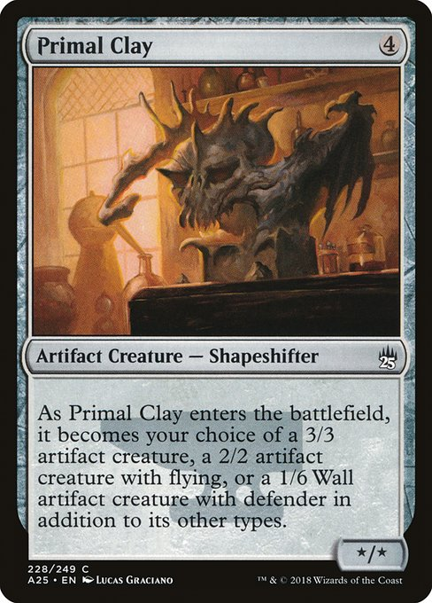 Primal Clay (A25)