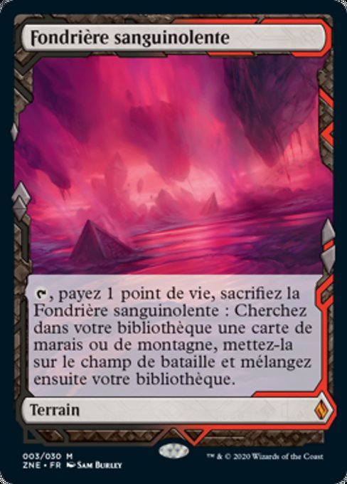 Bloodstained Mire (ZNE)