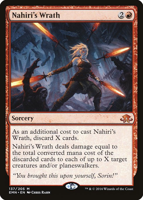 Nahiri's Wrath (EMN)
