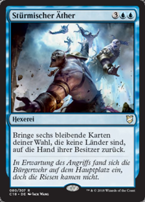 Aether Gale (C18)