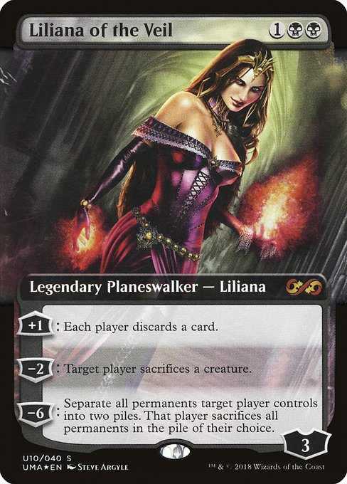 Liliana of the Veil (PUMA)