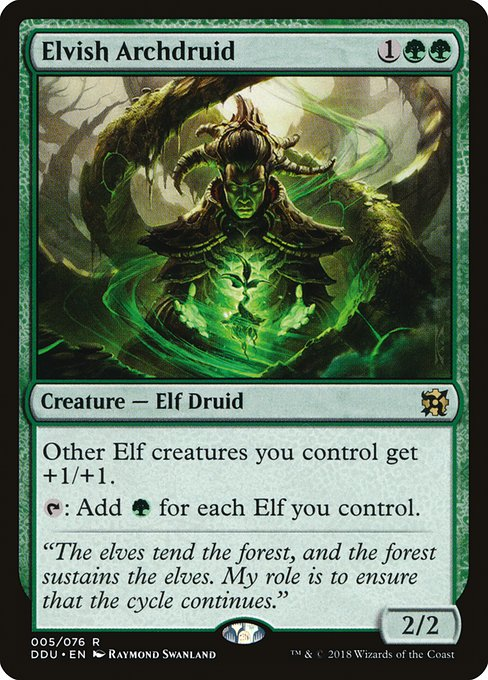 - Elves vs 027//076 Nature/'s Herald Rare Yeva Inventors
