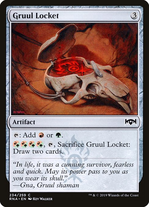 Gruul Locket (RNA)