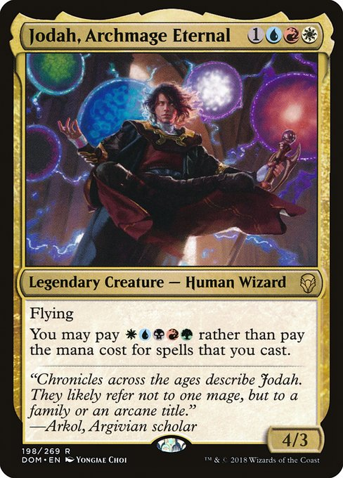 Jodah, Archmage Eternal (DOM)