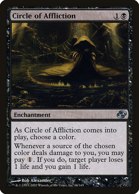 Circle of Affliction (PLC)