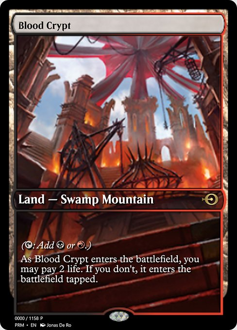 Blood Crypt (PRM)