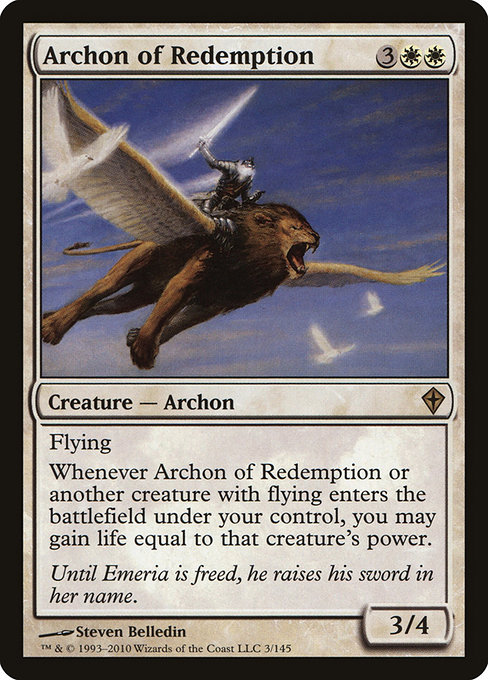 Archon of Redemption (WWK)