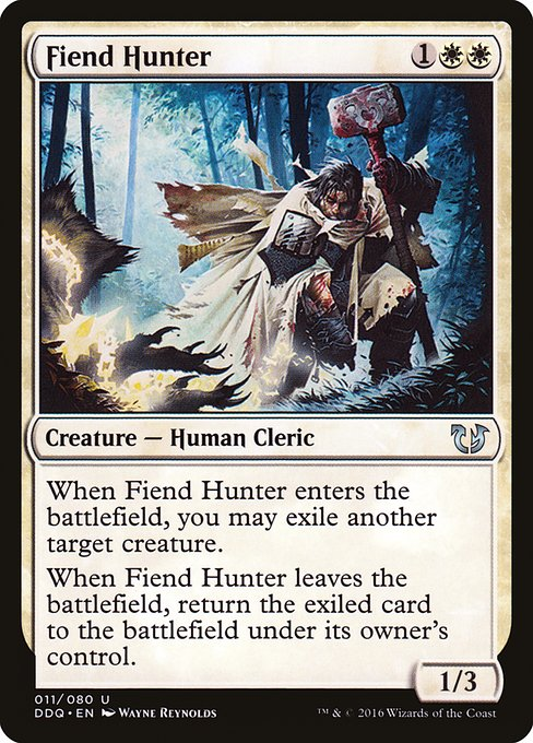 Fiend Hunter (DDQ)