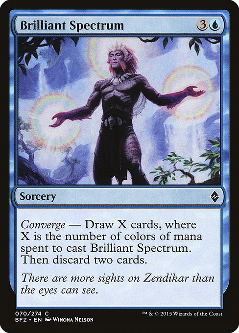 Brilliant Spectrum (BFZ)
