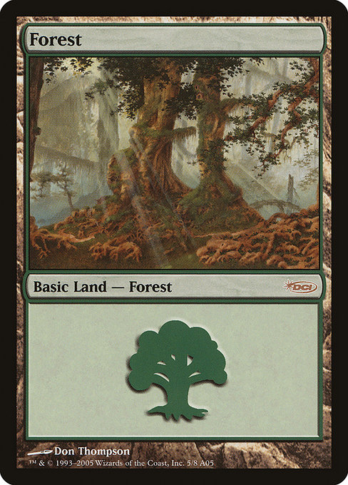 Forest (PAL05)