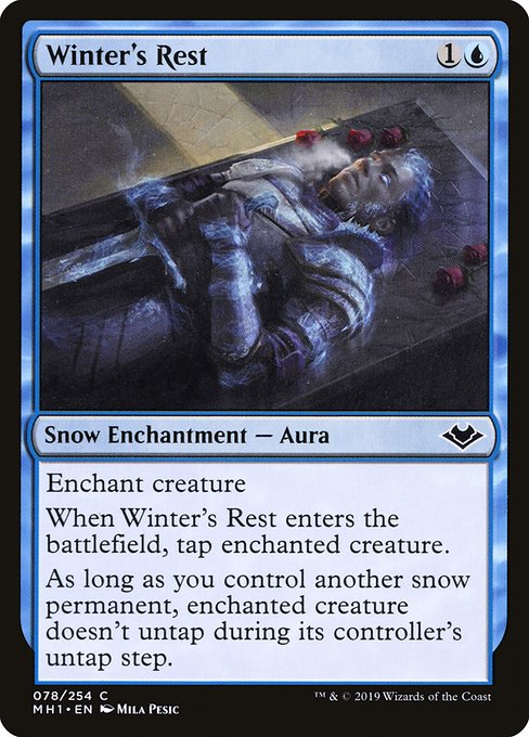Winter's Rest (MH1)