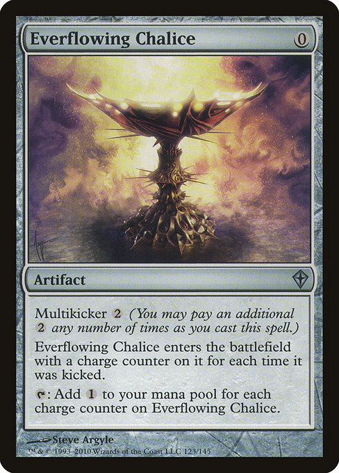 Everflowing Chalice (WWK)
