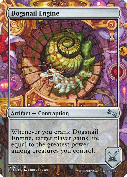 Dogsnail Engine (UST)