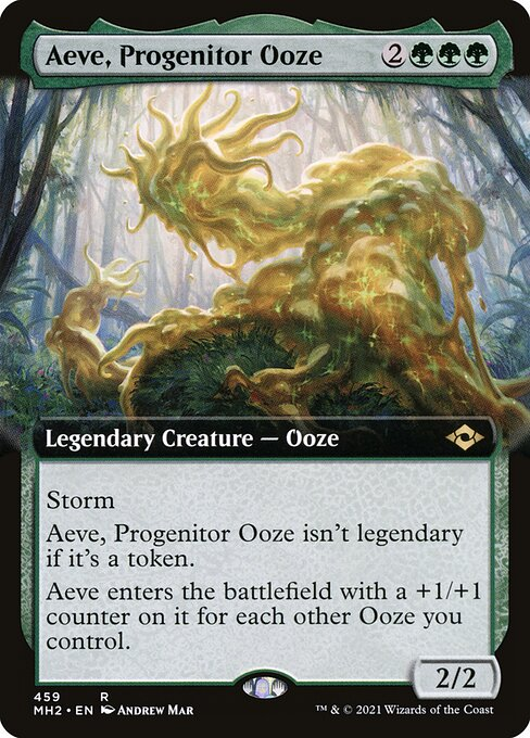 Aeve, Progenitor Ooze (MH2)