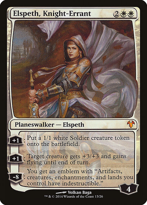 Elspeth, Knight-Errant (MD1)