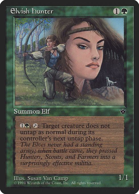 Elvish Hunter (FEM)