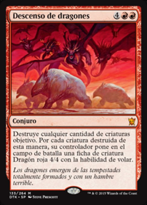 Descent of the Dragons (DTK)