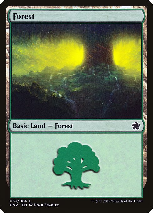 Forest - Game Night 2019
