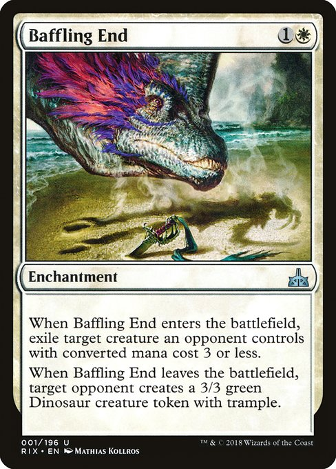 Baffling End (RIX)