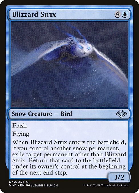 Blizzard Strix (MH1)