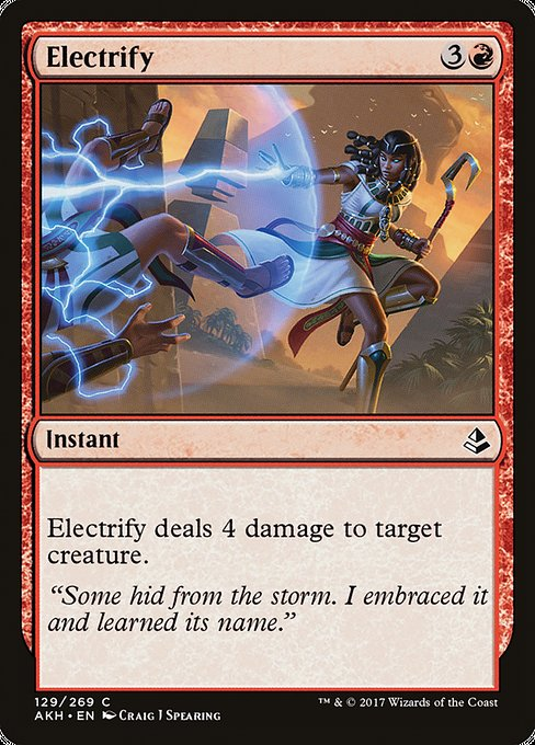 Electrify (AKH)